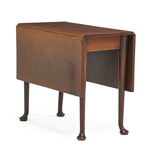 George II Drop leaf table