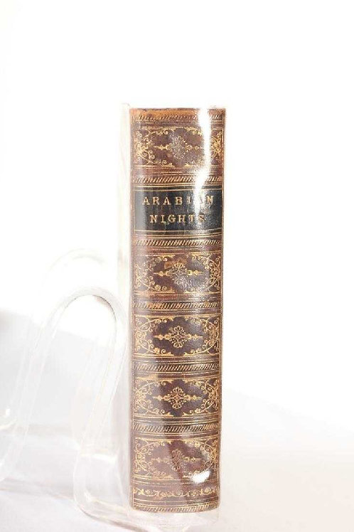 Leather bound Arabian Nights- 1866