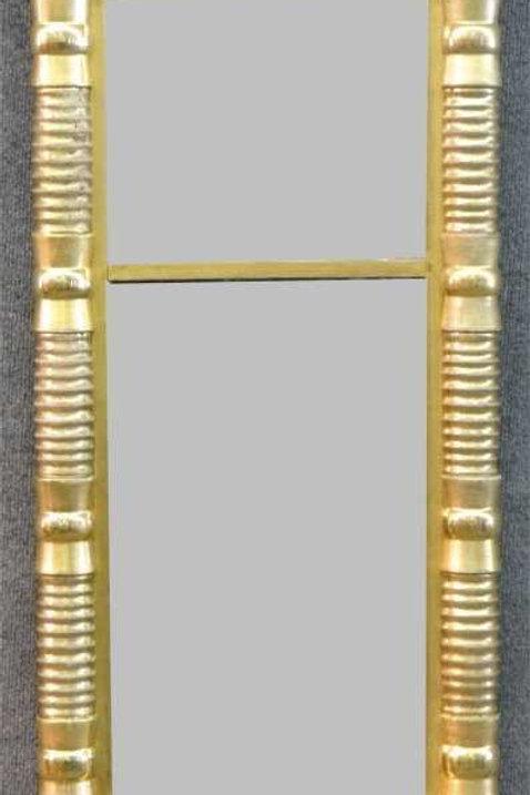 Gold Gilt Federal Mirror