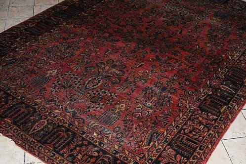 Roomsize Sarouk Carpet
