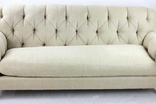 Designer Linen Sofa