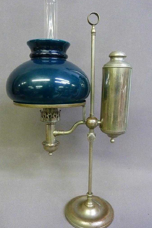Late 19th Century Student Lamp
