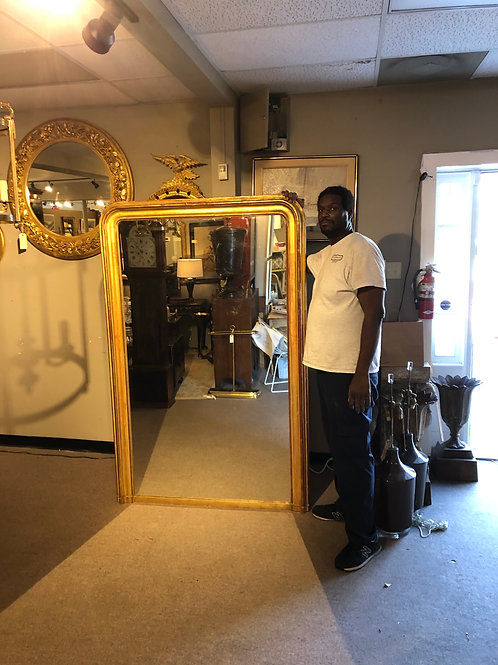 "LARGE Louis Phillipe Mirror(6'6"" High)"