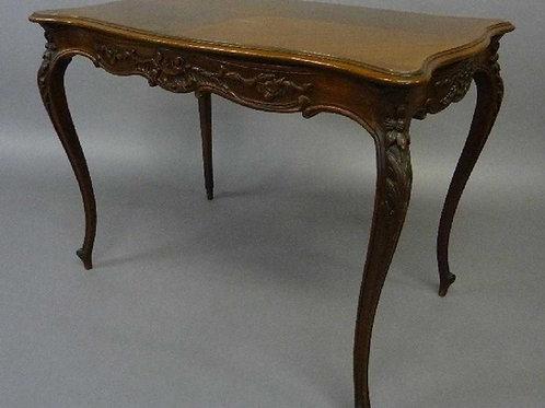 Rococo Revival Parlor Table