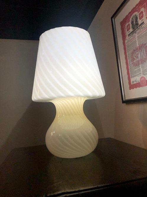 Handblown Murano lamp