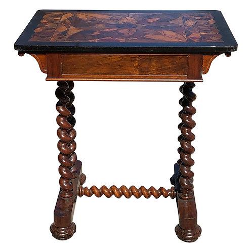 19th Century Regency Specimen Top Table