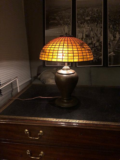 Tiffany Studios Lamp (signed)