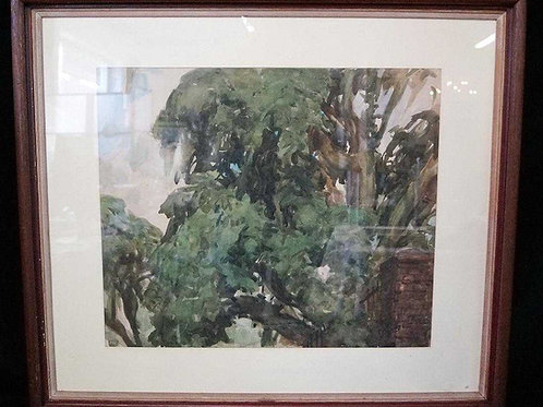 Dudley Summers Watercolor