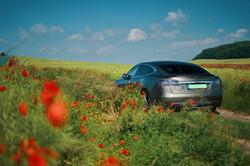 Tesla Model S - sesja indywidualna