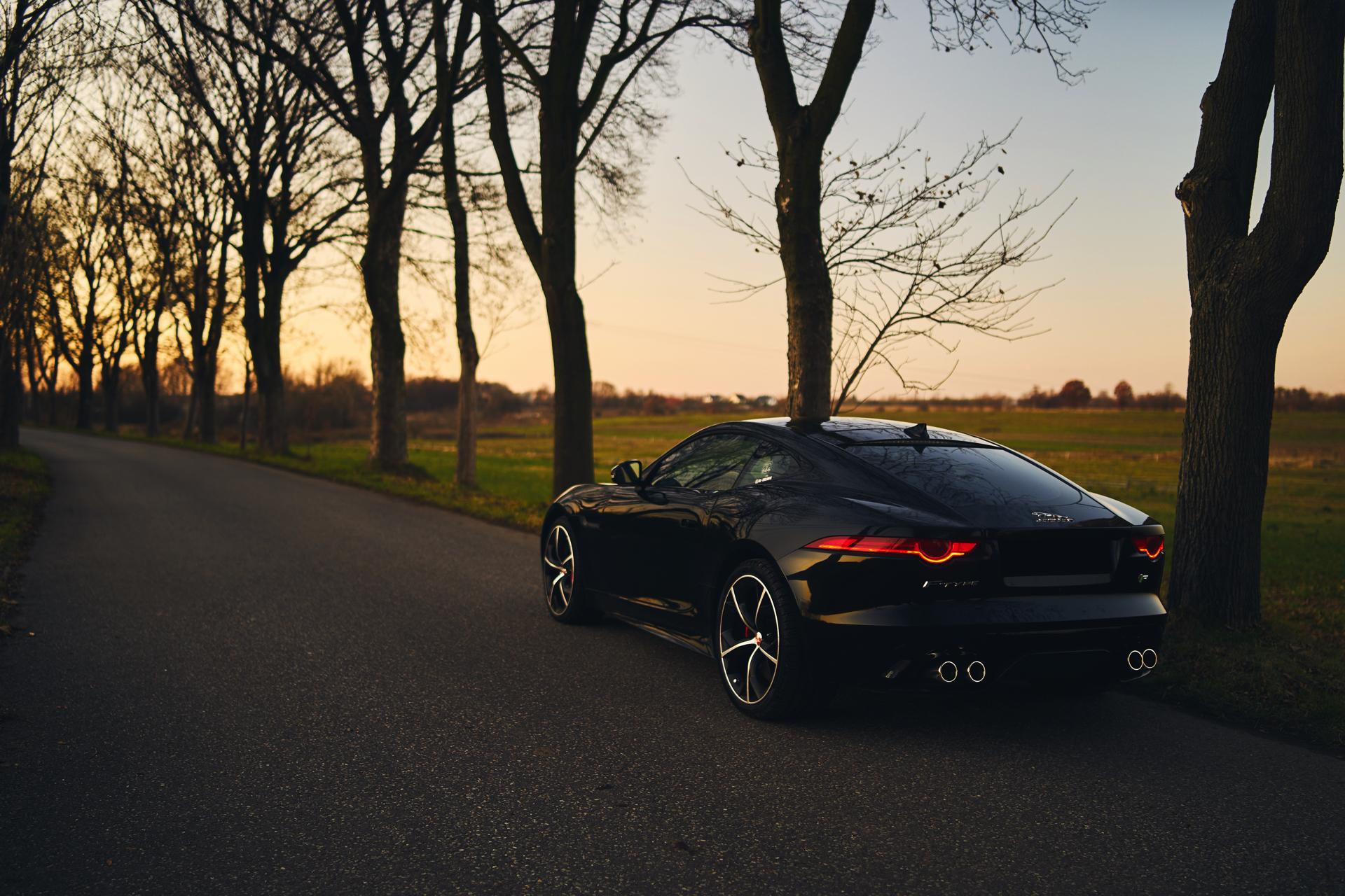 Jaguar F-Type V8 R sesja indywidualna