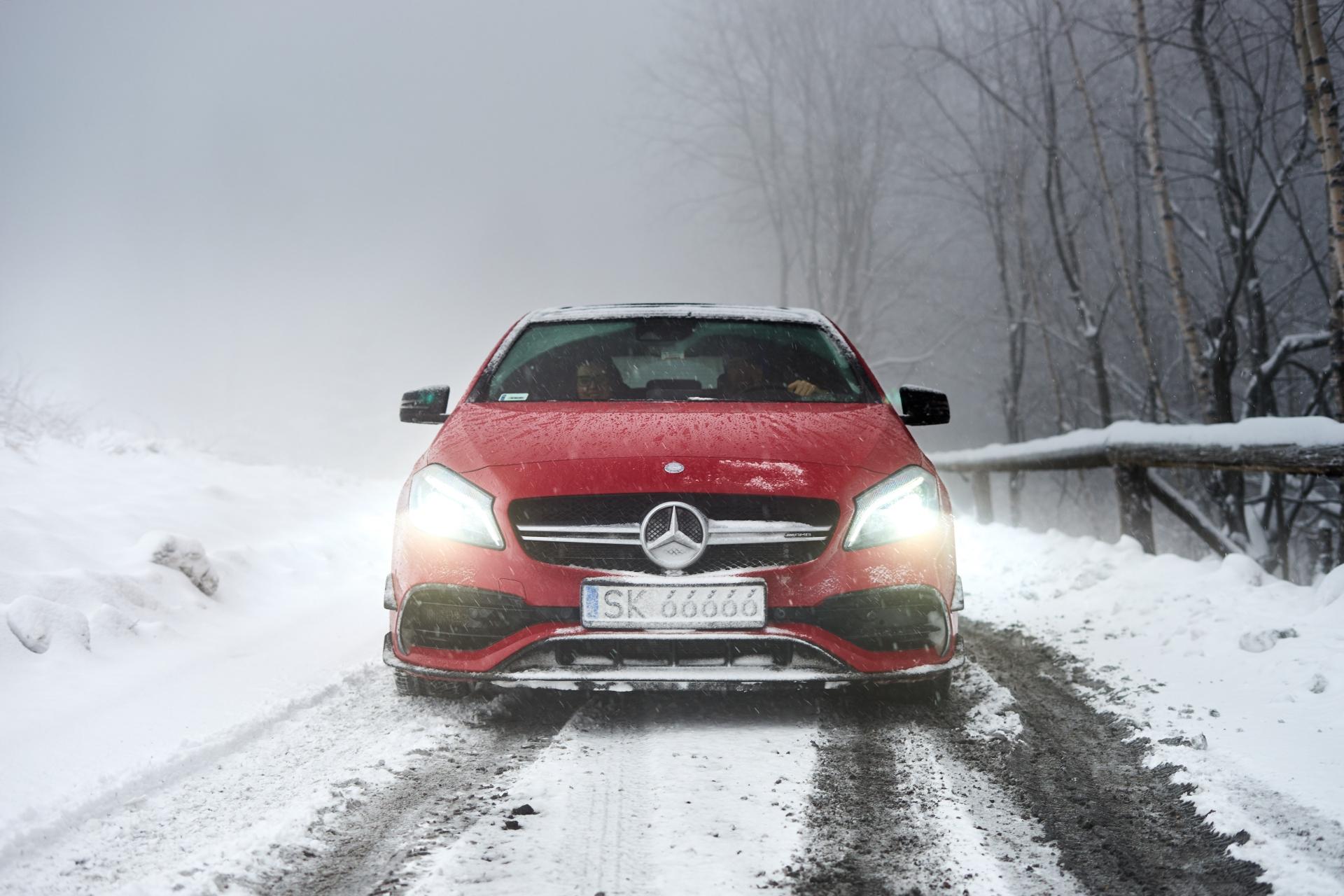 Mercedes A45 AMG - Kozacki RS Trip