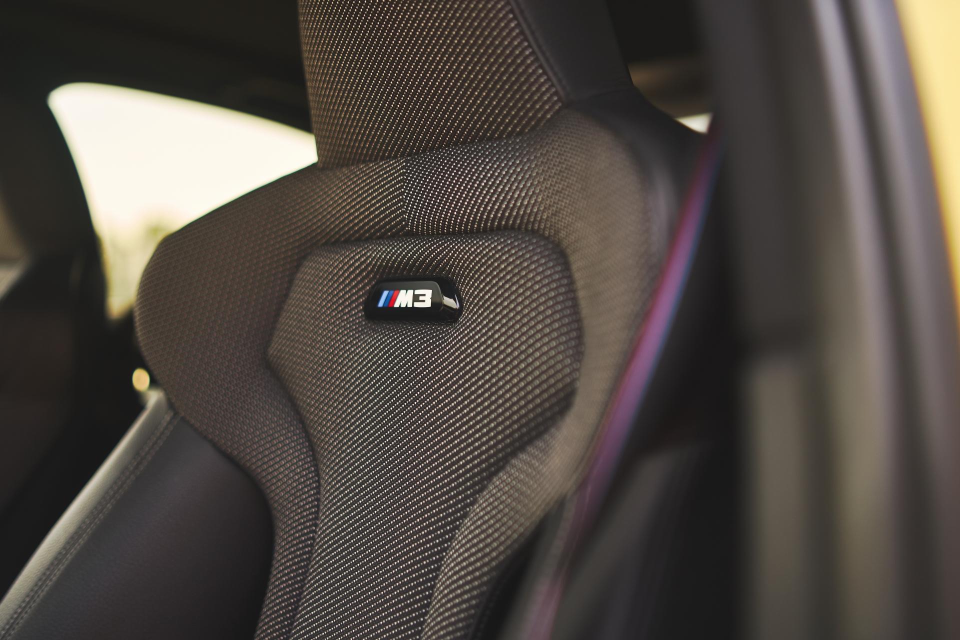 BMW M3 sesja indywidualna