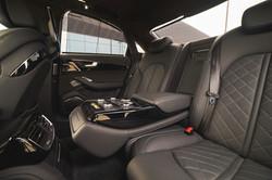 Audi A8 sesja sprzedażowa