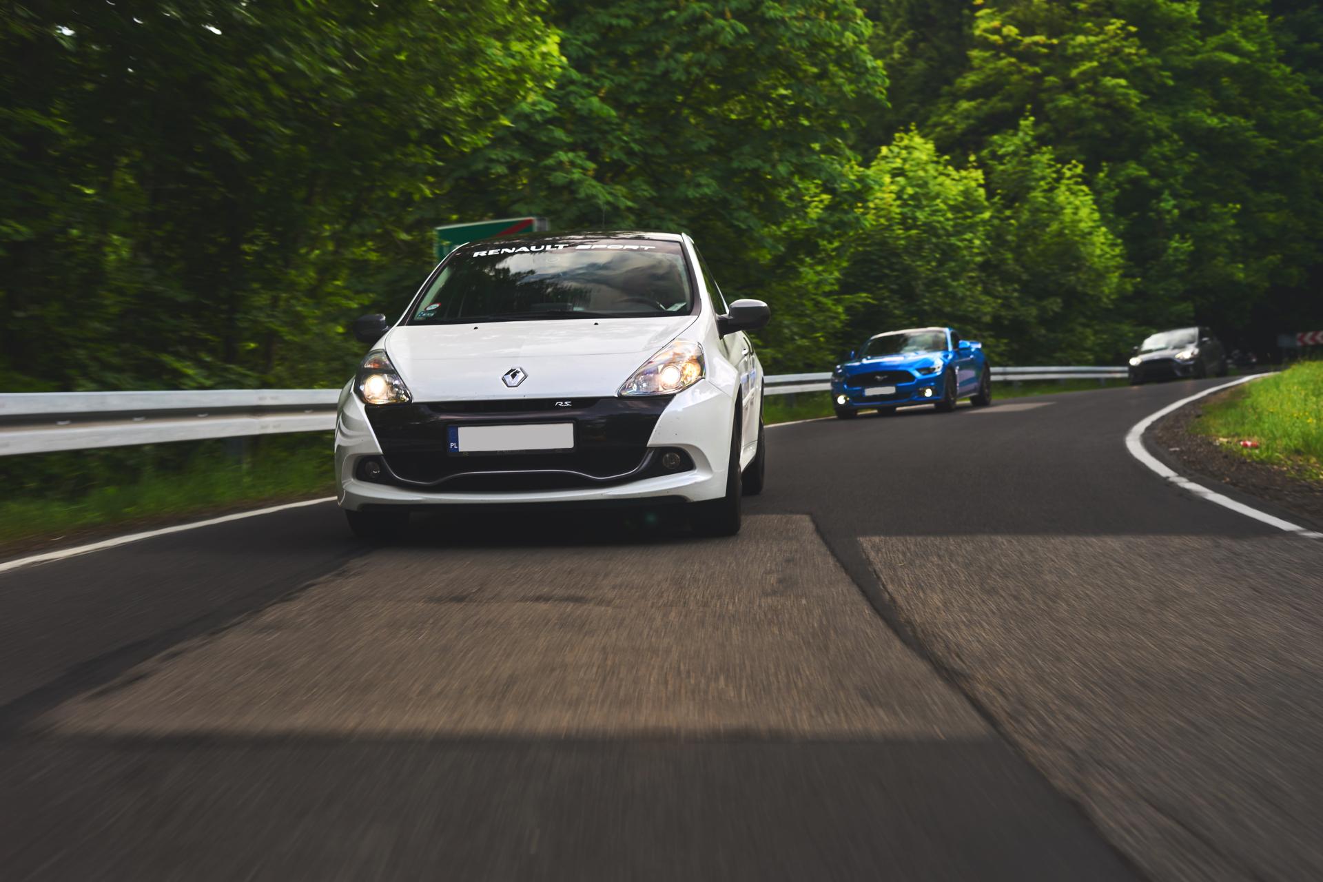Clio RS - Kozacki RS Trip