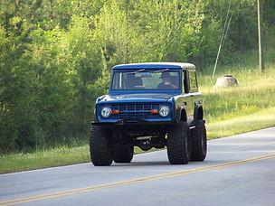 Custom Bronco