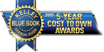 Ford & Lincoln Models Win Big in Kbb's 2015 5-Year Cost to Own Awards