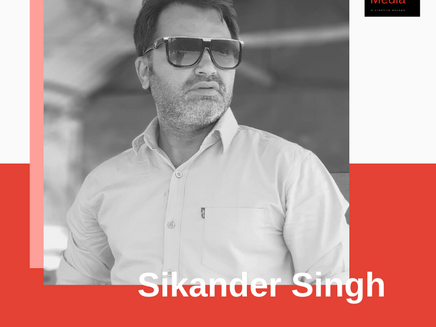 Sikander Singh : A True Aesthete
