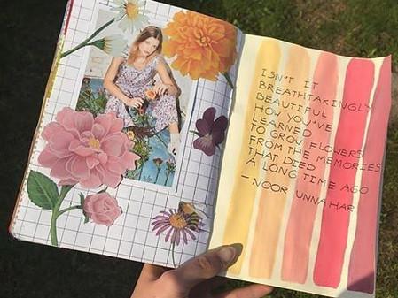 Junk Journal Vs Art Journal Vs Smash Book