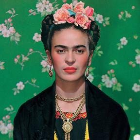Frida Kahlo- A True Inspiration