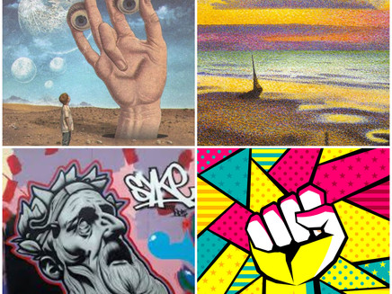 Top 10 Art Styles in the World