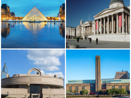 Top 10 Art Galleries in the World