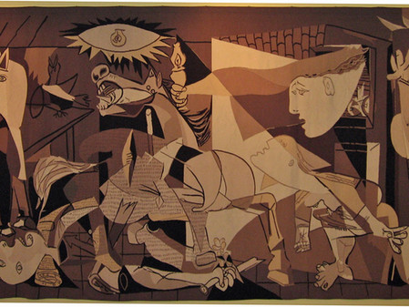 10 Amazing Facts about GUERNICA BY Pablo Picasso