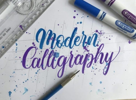 Calligraphy as a Form of Art