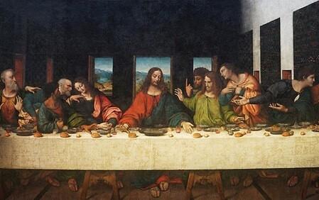 10 Amazing Facts About 'The Last Supper' by Leonardo da Vinci