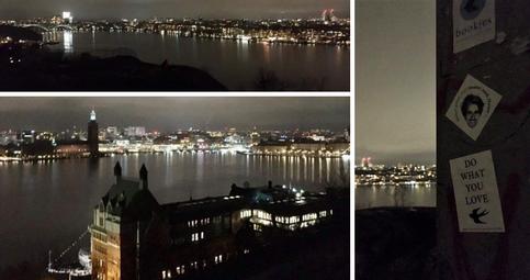 Södermalm Stockholm, Sweden | November 2020 | Birte