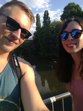 Nidda, Germany | 31.07.2018 | Fred & Mareike