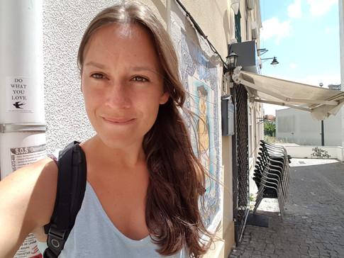 Lisboa, Portugal   June 2018   Leonie