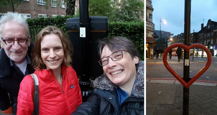 London, UK | May 2017 | Jess, Petra & Roland