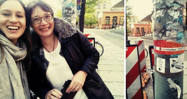 Berlin, Germany | April 2017 | Leonie & Petra