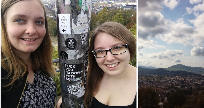 Black Forest, Germany | October 2018 | Liv & Carina