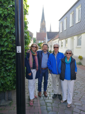 Schlei, Germany | May 2018 | Olga, Thomas Horst & Hannelore