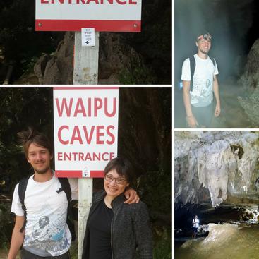 Waipu Caves, New Zealand | January 2017 | Lennart & Petra