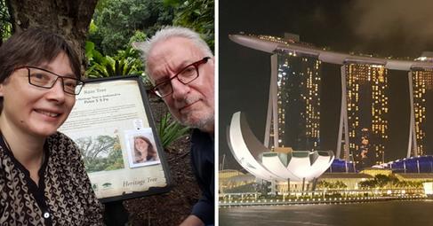 Singapore | January 2017 | Petra & Roland