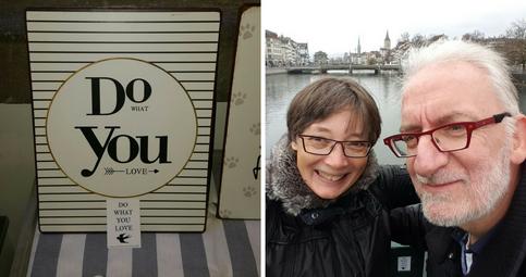 Zurich, Switzerland | March 2017 | Petra & Roland