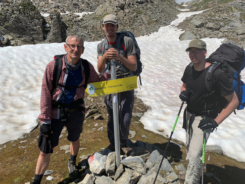 Tirol, Austria | July 2020 | Hans-Dirk, Lennart & Lars