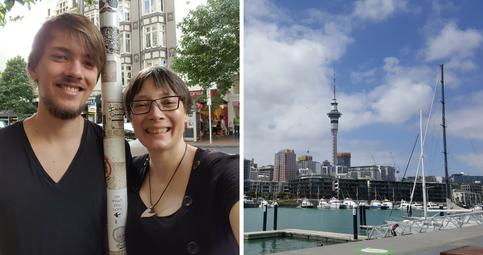 Auckland, New Zealand | January 2017 | Petra & Lennart