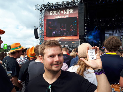 Rock am Ring, Germany   June 2018   Timo
