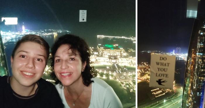 Abu Dhabi, VAE | October 2019 | Andrea & Keanu