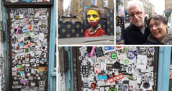 London, UK | May 2017 | Roland & Petra