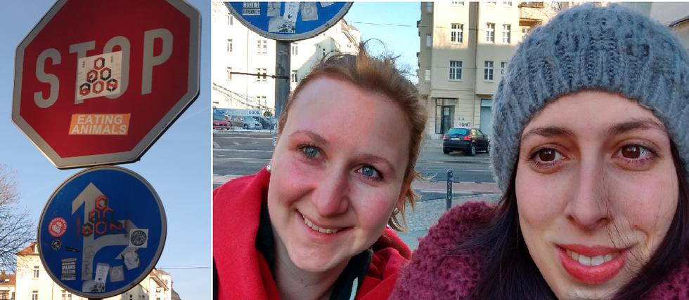 Leipzig, Germany | January 2017 | Romy & Mareike |