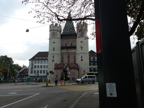 Basel, Switzerland   October 2018   Carina & Liv
