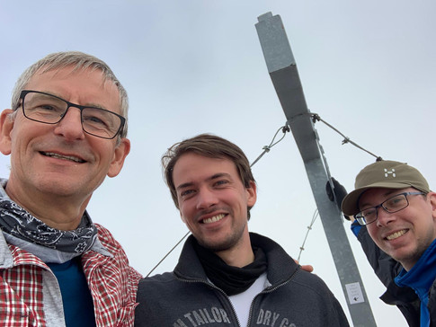 Kesselspitze, Austria | July 2020 | Hans-Dirk, Lennart & Lars