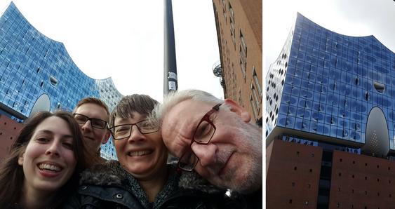 Hamburg, Germany | April 2017 | Mareike, Fred, Petra & Roland