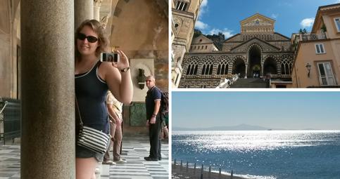Amalfi, Italy | October 2016 | Carry