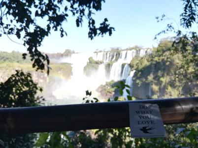 Iguazu Falls, Argentina | August 2019 | Mareike & Fred