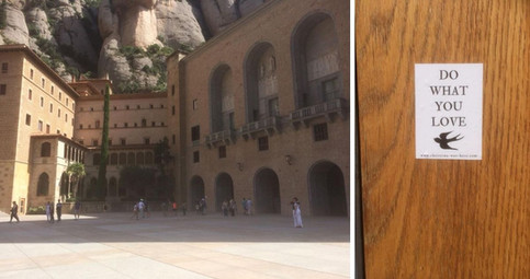 Monestir De Montserrat, Barcelona, Spain | July 2018 | Heidi